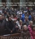predazzo concerto santa cecilia 2013 banda civica e cori6