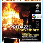 san martin 2013 predazzo 150x150 Fuochi di San Martin 11 novembre 2017 a Predazzo