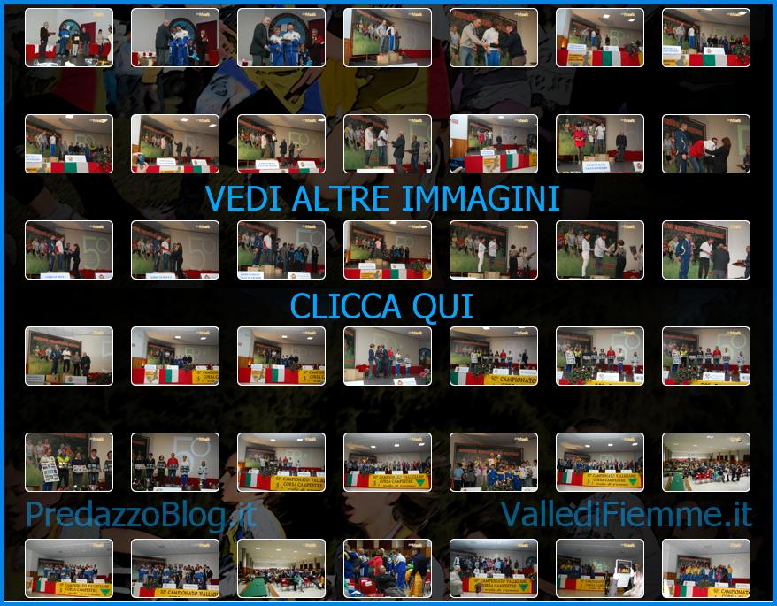 valligiano corsa campestre fiemme 2013 premiazione finale 50° Campionato Valligiano di Corsa Campestre di Fiemme 2013 Premiazione Finale   Foto e Video