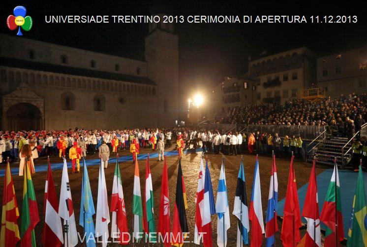 Universiade Trentino 2013 2 Universiade 2013   Programma gare e manifestazioni con Flash Mob a Predazzo