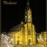 chiesa predazzo notturna 150x150 Predazzo, avvisi della Parrocchia e movimento demografico 2013