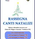 coro negritella predazzo concerto natale 2013