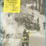 libro pompieri predazzo vigili del fuoco mario felicetti 150x150 Predazzo, festeggiata Santa Barbara con gli ex Vigili del Fuoco e nuovo libro