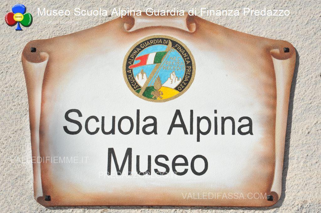 museo scuola alpina guardia di finanza predazzo ph predazzoblog a Mostra di cimeli della Grande Guerra al Museo della Guardia di Finanza
