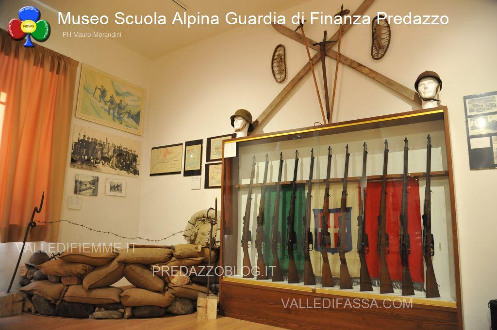 museo scuola alpina guardia di finanza predazzo ph predazzoblog3 Mostra di cimeli della Grande Guerra al Museo della Guardia di Finanza
