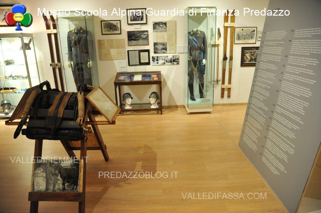 museo scuola alpina guardia di finanza predazzo ph predazzoblog63 Mostra di cimeli della Grande Guerra al Museo della Guardia di Finanza