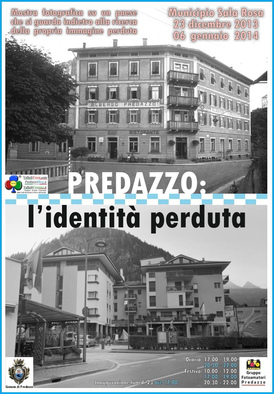 predazzo mostra fotografica identita perduta Predazzo, apre oggi la mostra fotografica Identità Perduta