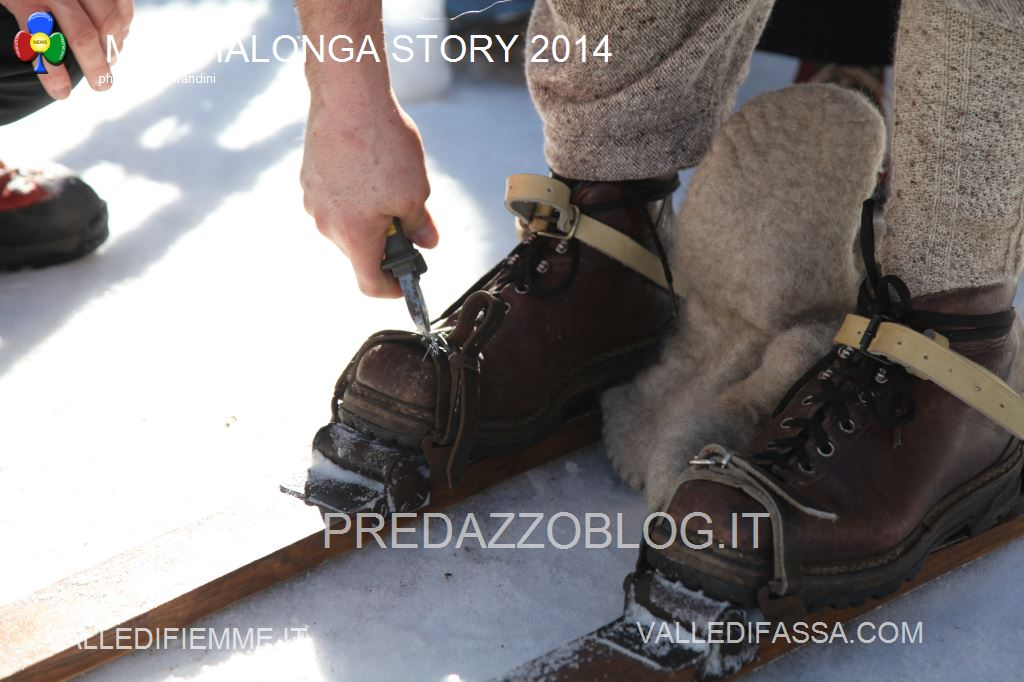 Marcialonga Story Predazzo Fiemme 25.1.2014414 Marcialonga Story 2017, si noleggia attrezzatura vintage