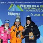 Predazzo premiazione Mondiali jr Fiemme 2014 ph Giampaolo Piazzi Elvis2 150x150 Podio per la fiemmese Giulia Stuerz alla Sprint Mondiale JR   110 foto dalla Medal Plaza di Predazzo