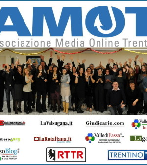 amot associazione media on line trentino