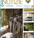 copertina giornalino comunale predazzo notizie dicembre 2013