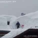 fiemme fassa dolomiti nevicate 2014 24 150x150 Tsunami di neve nelle valli di Fiemme e Fassa. Foto e Video