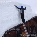 fiemme fassa dolomiti nevicate 2014 26 150x150 Tsunami di neve nelle valli di Fiemme e Fassa. Foto e Video