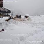 fiemme fassa dolomiti nevicate 2014 5 150x150 Tsunami di neve nelle valli di Fiemme e Fassa. Foto e Video
