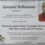 giovanni dellantonio2 150x150 Avvisi Parrocchie 14/21 gennaio   Necrologio Antonio Facchini