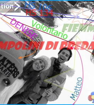 in action trampolini di predazzo fiemme denise dellagiacoma predazzoblog