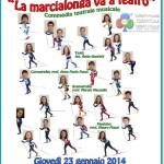 marcialonga a teatro predazzo 2014 150x150 Il Feudo... Racconta la nostra Storia Spettacolo Teatrale Musicale