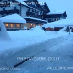 nevicata in fiemme e fassa 31.1.201410 150x150 Tsunami di neve nelle valli di Fiemme e Fassa. Foto e Video