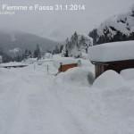 nevicata in fiemme e fassa 31.1.2014210 150x150 Tsunami di neve nelle valli di Fiemme e Fassa. Foto e Video