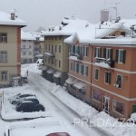 nevicata in fiemme e fassa 31.1.20143 150x150 Tsunami di neve nelle valli di Fiemme e Fassa. Foto e Video