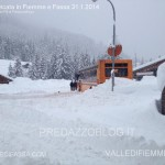 nevicata in fiemme e fassa 31.1.20144 150x150 Tsunami di neve nelle valli di Fiemme e Fassa. Foto e Video