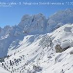 nevicate inverno 2014 rolle valles passi dolomitici fiemme fassa21 150x150 Tsunami di neve nelle valli di Fiemme e Fassa. Foto e Video