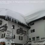 nevicate inverno 2014 rolle valles passi dolomitici fiemme fassa22 150x150 Tsunami di neve nelle valli di Fiemme e Fassa. Foto e Video