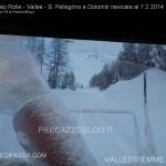 nevicate inverno 2014 rolle valles passi dolomitici fiemme fassa3 150x150 Tsunami di neve nelle valli di Fiemme e Fassa. Foto e Video