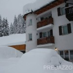 nevicate rolle valles san pellegrino dolomiti danni e paesaggi12 150x150 Tsunami di neve nelle valli di Fiemme e Fassa. Foto e Video