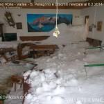 nevicate rolle valles san pellegrino dolomiti danni e paesaggi13 150x150 Tsunami di neve nelle valli di Fiemme e Fassa. Foto e Video