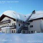nevicate rolle valles san pellegrino dolomiti danni e paesaggi7 150x150 Tsunami di neve nelle valli di Fiemme e Fassa. Foto e Video