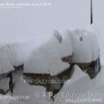passo rolle e passo san pellegrino nevicate al 4.2.2014 predazzo blog7 150x150 Tsunami di neve nelle valli di Fiemme e Fassa. Foto e Video
