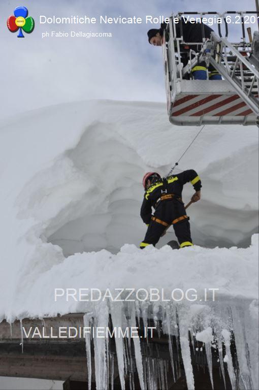 passo rolle e venegia neve 2014 by fabio dellagiacoma4 Meteorologicamente pronti e climaticamente intelligenti