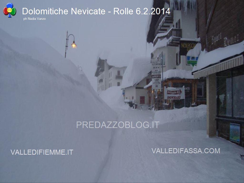 passo rolle neve 2014 10 Meteorologicamente pronti e climaticamente intelligenti