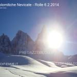 passo rolle neve 2014 4 150x150 Tsunami di neve nelle valli di Fiemme e Fassa. Foto e Video