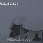passo rolle nevicate 2014 ph lorenzo delugan predazzoblog3 150x150 Tsunami di neve nelle valli di Fiemme e Fassa. Foto e Video