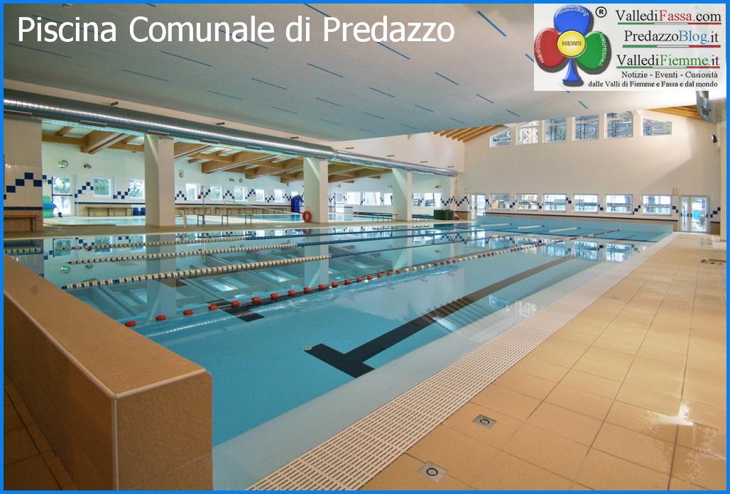 piscina comunale di predazzo fiemme La Nazionale Italiana di Nuoto si allena a Predazzo