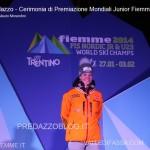 predazzo premiazione mondiali jr fiemme 201472 150x150 Podio per la fiemmese Giulia Stuerz alla Sprint Mondiale JR   110 foto dalla Medal Plaza di Predazzo