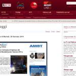 rassegna stampa tv RTTR 28.1.2014 150x150 Spettacolare Cerimonia di Apertura dei Campionati Mondiali Junior Fiemme 2014 a Predazzo