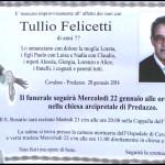 tullio felicetti 150x150 Predazzo, necrologio Giuseppina Felicetti e avvisi parrocchiali