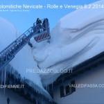 vigili del fuoco per neve 2014 al rolle7 150x150 Tsunami di neve nelle valli di Fiemme e Fassa. Foto e Video