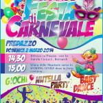 carnevale 2014 a predazzo 150x150 Predazzo, Festa di Carnevale domenica 10 febbraio