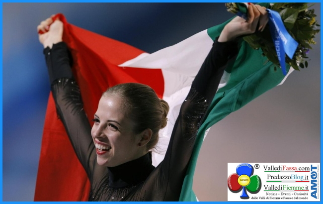 carolina kostner bronzo a sochi 2014 Carolina Kostner, un bronzo che vale oro a Sochi 2014