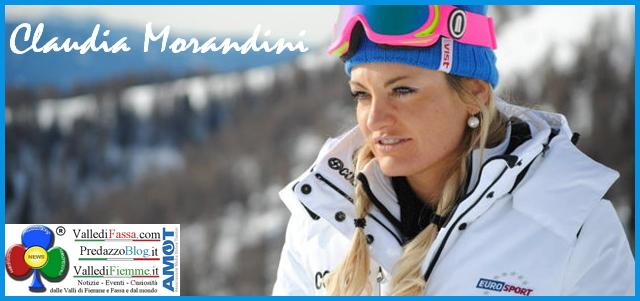 claudia morandini predazzo blog Olimpiadi invernali in TV: Claudia Morandini di Predazzo racconta Sochi su Cielo