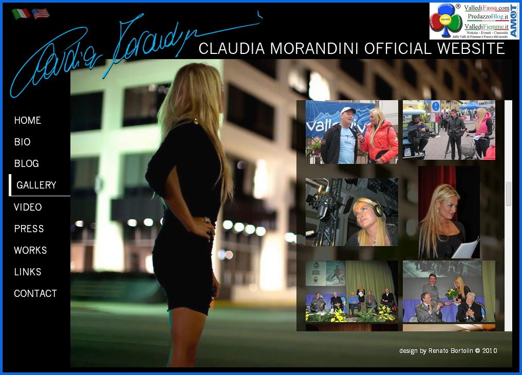 claudia morandini sito predazzo blog1 Olimpiadi invernali in TV: Claudia Morandini di Predazzo racconta Sochi su Cielo