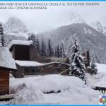 crolla tetto cinema san martino castrozza per neve 1 150x150 Tsunami di neve nelle valli di Fiemme e Fassa. Foto e Video
