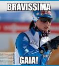 gaia wueric predazzo olimpiade sochi 2014