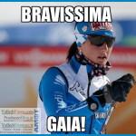 gaia wueric predazzo olimpiade sochi 2014 150x150 Gaia Vueric di Predazzo quarta nella sprint di Coppa del Mondo