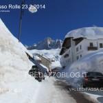 passo rolle al 23.2.2014 predazzoblog9 150x150 Passo Rolle, paesaggi da fiaba e disagi fra metri di neve