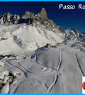 passo rolle dolomiti neve 2014
